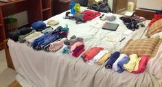How to pack for SE Asia. Backpacking SE Asia, ideas for packing! 6+ weeks when backpacking packing tips...