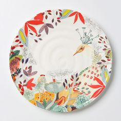 Tropical Style: Evenings in Quito Dinnerware