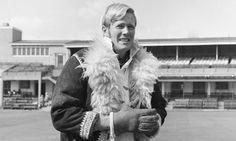 Tony Greig, former England captain