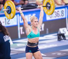 Interview with Katrin Davidsdottir, 2016 CrossFit Games Champion and Fittest Woman on Earth | Men's Fitness