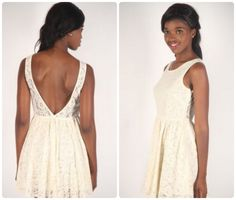 low cut back dress - Google Search Boat Neck Dress, Dress Backs, Different Necklines, Backless, Google Search, Formal Dresses, Fashion, Dresses For Formal, Moda