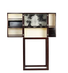 Discover recipes, home ideas, style inspiration and other ideas to try. Buffet Cabinet, China Cabinet, Trophy Cabinets, Chinese Furniture, Black Dark, Storage Cabinets, Design Reference, Bookcase, Furniture Design