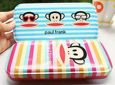 Paul Frank Animal Character Stationary Set