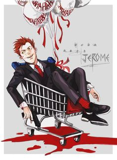 I don't like Jerome... But everyone loves him I don't know why... I'm just like, vote Cobblepot