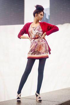 Le tissu tricoté chez www.florenceparriel.com