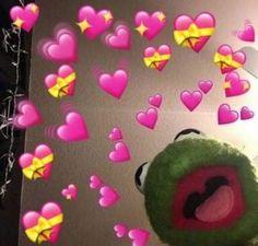 Funny love memes relationships sad Ideas for 2019 - kermit meme - Love Mood Wallpaper, Aesthetic Iphone Wallpaper, Cartoon Wallpaper, Funny Love Pictures, Cute Love Memes, Beautiful Pictures, Sapo Meme, Memes For Him, Heart Meme