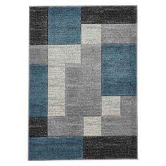 Verona Matrix A0221 Grey / Blue