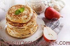 Supersnel pannenkoeken recept van Jeroen Meus: alle ingrediënten voor het beslag in je blender, mixen en bakken maar. + Jeroen's lekkerste pannenkoeken met havermout: zoals je ze nog nooit geproefd hebt.