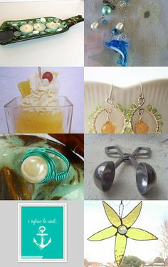 Summer gifts by Steve Steinhauer on Etsy--Pinned with TreasuryPin.com #Etsy #EtsyRPM Pay it forward