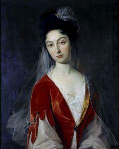 Johann Rudolf Huber, Susanna Margaretha Frisching Stürler, 1706