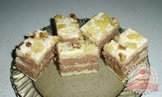 Japán szelet Tiramisu, Ham, Cheesecake, Cooking, Ethnic Recipes, Food, Hungary, Mascarpone, Kitchen