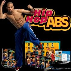 Hip Hop Abs, if you love dance, this workout will have you learning new dance moves, while you put your body through a very serious cardio workout to burn calories. Shaun T Workouts, Fun Workouts, At Home Workouts, Dance Workouts, Short Workouts, Workout Exercises, New Dance Moves, Fun Moves, Hip Hop Abs