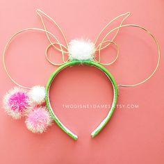 Mini Mouse Ears, Disney Minnie Mouse Ears, Diy Disney Ears, Disney Fun, Disney Style, Disney Headbands, Ear Headbands, Disneyland Ears, Disney Diy Crafts