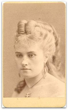 """Pauline Markham (1847-1919) She was a singer and burlesque dancer. She was a member of the Lydia Thompson troupe. Pauline was responsible for bringing Josephine """"Sadie"""" Earp to Tombstone, AZ who eventually became Wyatt Earp's wife. Pauline supposedly had relations with several Northern Generals and Reconstructionists after the Civil War."""