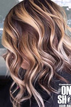 10 Medium to Long Hairstyles in Exciting Blonde Colors - Women Haircut 2020 Modern Medium to Long Hairstyles, Ombre Balayage Hair Styles for Women Ombre Hair Color, Hair Color Balayage, Blonde Color, Brown Blonde, Ashy Blonde, Blonde Hair, Ombre Balayage, Brown Hair With Purple, Black Hair