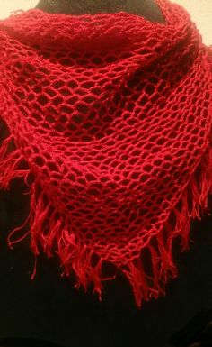 My first crochet creation!
