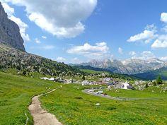 Escursione attorno al Sassolungo e Sassopiatto - Val Gardena - Dolomiti