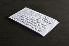 Technique: letterpress⠀ Finishing: color-edge⠀ Paper: Pristine white (700 g/qm) by @Colorplan_papers⠀ Client: @designedit_ //⠀ #letterjazz #mitschmackesgedruckt #letterpresslove #letterpressbusinesscards #typographycard #coloredge #printstudio #madeingermany #letsfallinlove
