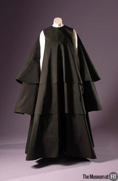 Evening Dress Madame Grès, 1967 The Museum at FIT (OMG that dress!)