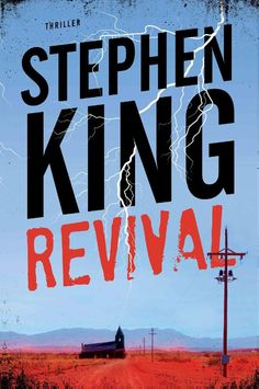 Horror Books: Revival by Stephen King