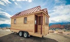 Außergewöhnlich Tiny Houses: Mobiles Leben Auf Kleinem Raum