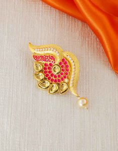 0798196d6 Anuradha Art Jewellery offers wonderful collection in saree pin & saree  brooch online at low price