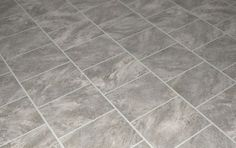 Pale Grey Slate: Beautifully designed LVT flooring from the Amtico Spacia Collection - Amtico for your home Amtico Spacia, Amtico Flooring, Grey Flooring, Floors, Grey Slate Bathroom, Grey Bathrooms, Home Renovation, Tile Floor, New Homes