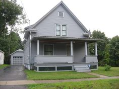 Lucy's Childhood Home