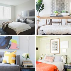 I got Comfortably Chic! Take Homepolish's interior design style quiz.