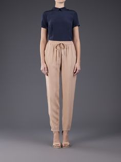 Wide-Leg Pants for Women Vanessa Bruno, Feminine Style, Wide Leg Pants, Pants For Women, Shopping, Fashion, Moda, Fashion Styles, Fashion Illustrations