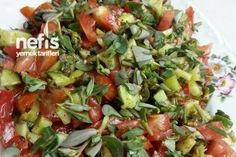 Pirpirim Salatası (Semizotu Salatası) Tarifi