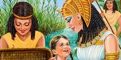Egyptian Princess and Miriam - www.jw.org