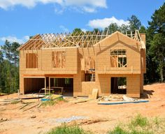 Demand for residential land real estate continues to grow as housing shortage increases demand for new homes spurring new construction. Home Improvement Loans, Home Improvement Projects, Building A Garage, Building A House, Home Renovation, Home Remodeling, Home Equity Loan, Home Remodel Costs, Residential Land
