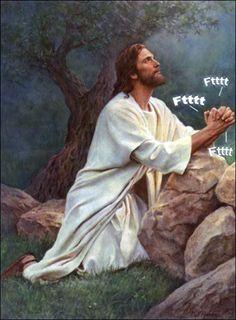 Jesus the entertainer
