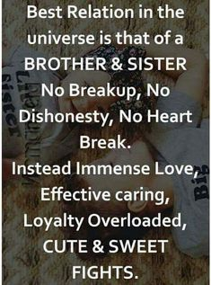 Birthday wishes for brother quotes life 23 Ideas Bro And Sis Quotes, Brother Sister Love Quotes, Brother And Sister Relationship, Sister Quotes Funny, Funny Quotes, Nephew Quotes, Funny Sister, Daughter Poems, Boy Quotes