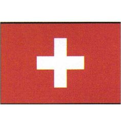 Switzerland Flag 3ft x 5ft Superknit Polyester by US Flag Store. Save 33 Off!. $9.95. Superknit Polyester Often Lasts as Long as Nylon. Made Outside of the US. Low Cost Shipping Available!. Durable Printed 3ft x 5ft Polyester Flag with 2 Grommets for Indoor or Outdoor Use. Switzerland Flag. Durable Switzerland Flag size 3ft x 5ft printed on a high tech silky looking knitted polyester fabric. Compares in quality and durability to more expensive nylon flags and not the cheap polyest...