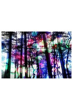 Abstract Woods II Wall Art  - HauteLook