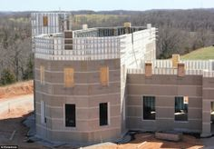 I AM Buddy, The BUDDHA From Mississippi ™: Whats going on in The Ozarks? Story of Pensmore, the 72,000-square-foot under construction in Highlandville, MO.