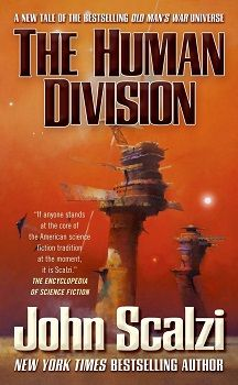 The Human Division, by John Scalzi Book Review | SFReader.com