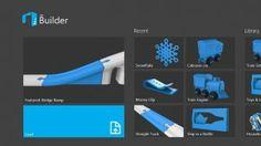 Microsoft 3D Builder: Einfache Windows-8-App für den 3D-Druck veröffentlicht