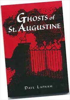 Ghosts of St. Augustine #eeriesoutheast I love a good ghost scare and St.Augustine!