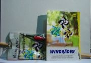 Windrader :Minis 6mm 40cm Larg