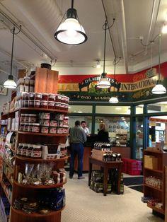 One of Seattle's landmarks! | DeLaurenti Specialty Food & Wine in Seattle, WA