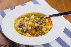 Предлагаем рецепт популярного супа - рассольника, приготовленного из куриных сердечек с пошаговыми фото и подробными инструкциями. Очень вкусный, сытный суп.