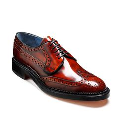 Barker Anderson Men's Shoes by Barker Quality Footwear Specialists