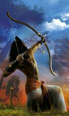 Lord Rama wallpapers - Epic stories in English Mahakal Shiva, Lord Krishna, Krishna Hindu, Shiva Art, Hindu Art, Orisha, Shri Ram Wallpaper, Rama Lord, Lord Rama Images