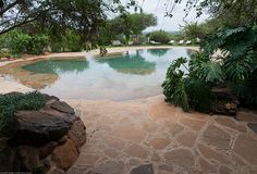 Sosian Swimming Pool A typical day at our Safari Lodge involves waking up to a morning chorus. A Kenyan Safari and Safari Holiday is not to be missed. Try a Safari Africa today!