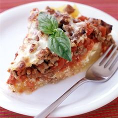 WW Italian Turkey and Spaghetti Squash Pie. Enjoy a tasty and delicious meal with your loved ones. Learn how to make Italian Turkey and Spaghetti Squash Pie & see the Smartpoints value of this great recipe. Healthy Recipes, Ww Recipes, Italian Recipes, Cooking Recipes, Healthy Meals, Healthy Eating, Chicken Recipes, Dill Recipes, Clean Eating