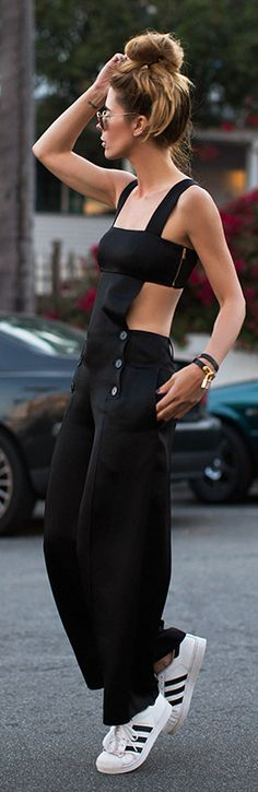 Black Jumpsuit by More
