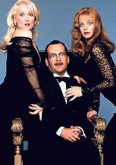 """Madeline Ashton, Ernest Menville & Helen Sharp in """"Death Becomes Her"""""""